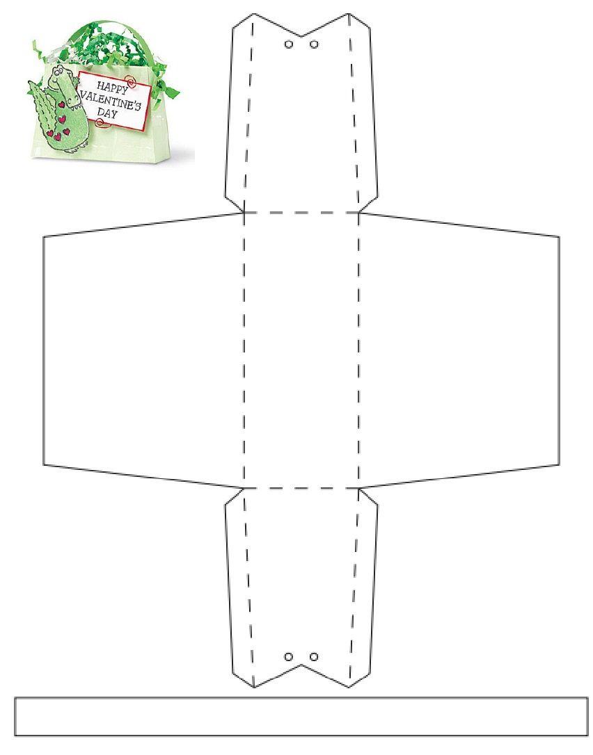 00 - Bibliothèque De Modèles À Imprimer Su + | Ишлаб Чикариш concernant Gabarit Boite En Papier