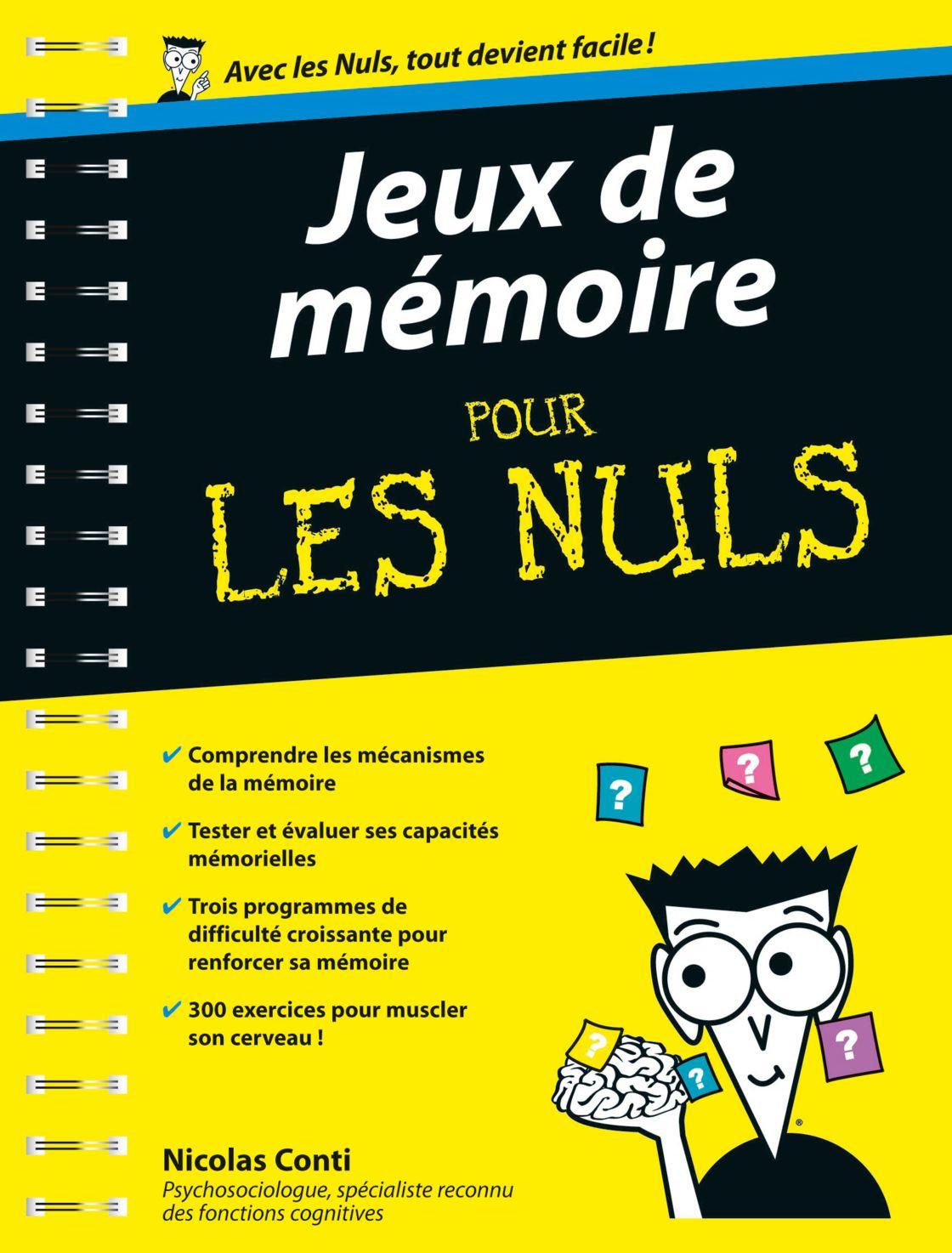 10 Exercices Pour Améliorer Sa Mémoire : Femme Actuelle Le Mag tout Jeux De Mémoire À Imprimer Pour Adultes