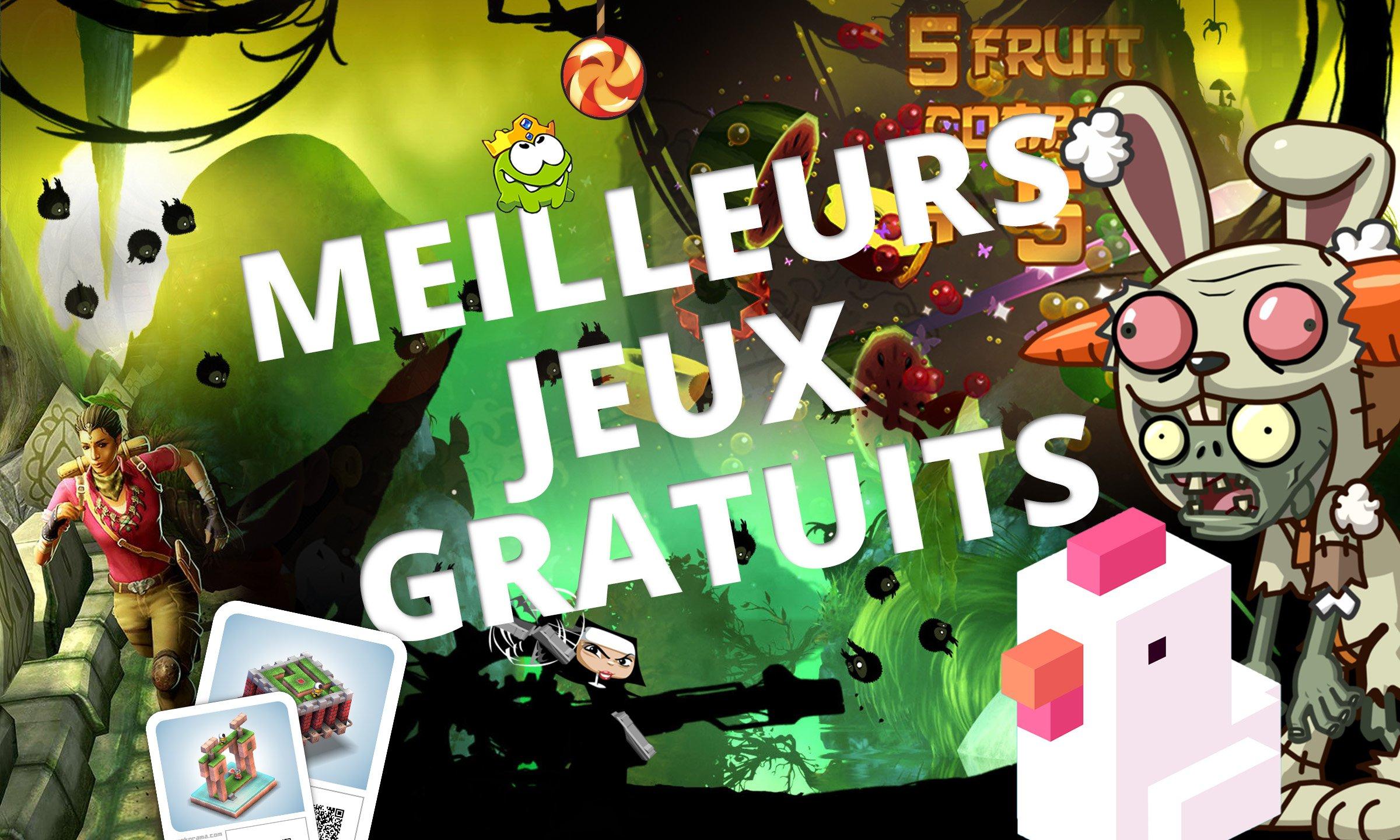 10 Jeux Android Gratuits Incontournables En 2019 | Androidpit serapportantà Jeux Gratuits En Francais