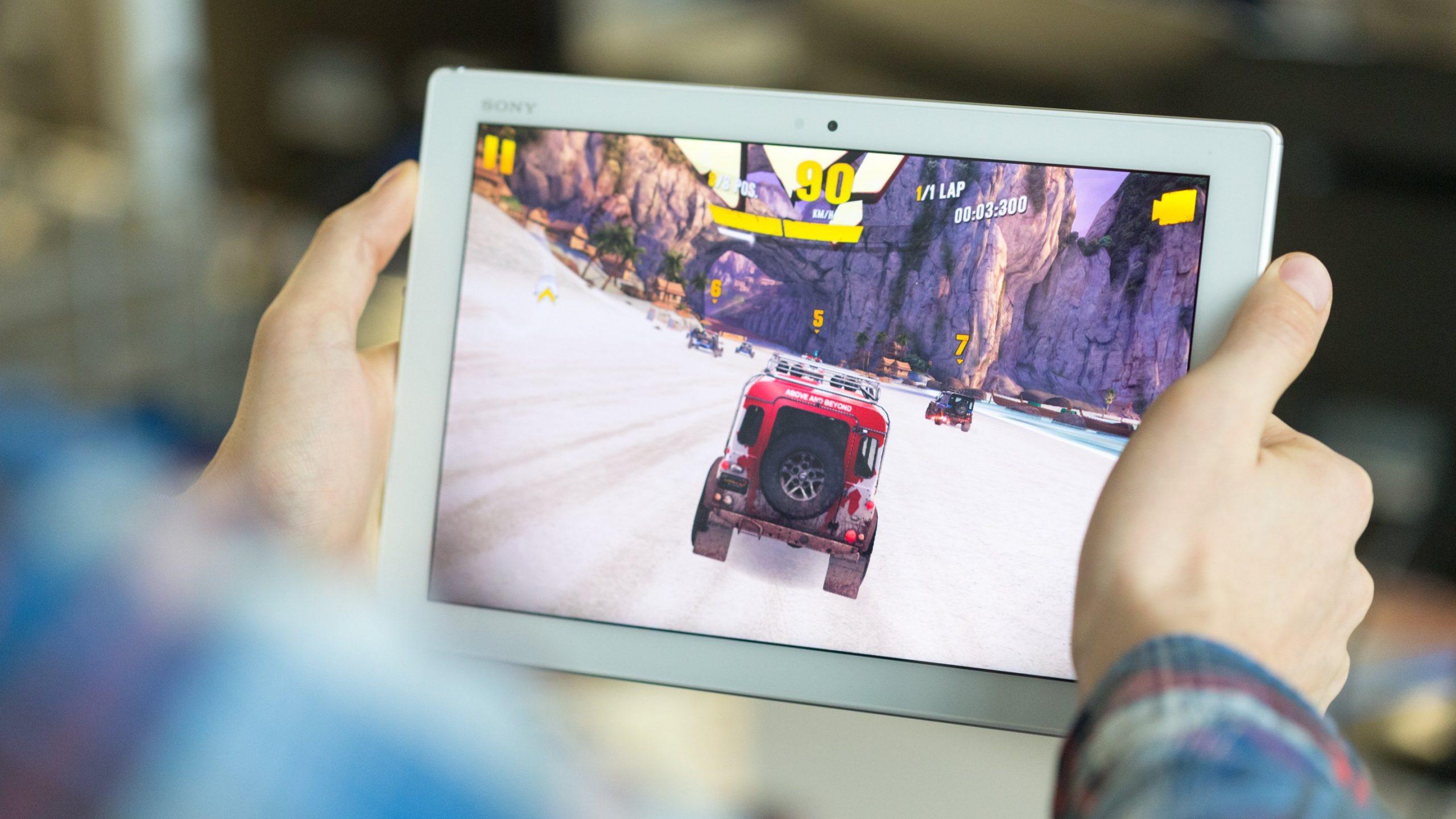 10 Jeux Android Spécialement Optimisés Pour Tablettes À à Jeux Pour Tablette Gratuit