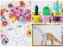 20 Activités Manuelles Faciles À Réaliser Pour Enfants En dedans Travaux Manuels Printemps Maternelle