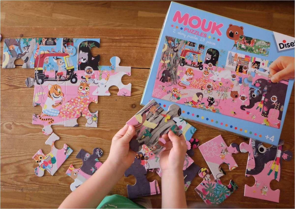 20 Idées Cadeaux Pour Enfant De 3 - 4 Ans - Lucky Sophie destiné Puzzle Fille 3 Ans