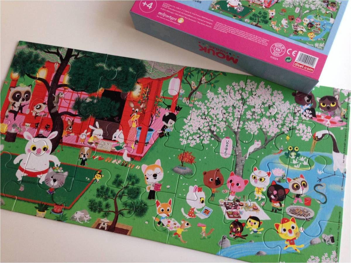 20 Idées Cadeaux Pour Enfant De 3 - 4 Ans - Lucky Sophie tout Puzzle Fille 3 Ans