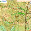 2019-05-01 Challenge Paca N°4 La Tour D'arbois dedans Carte Departement 13