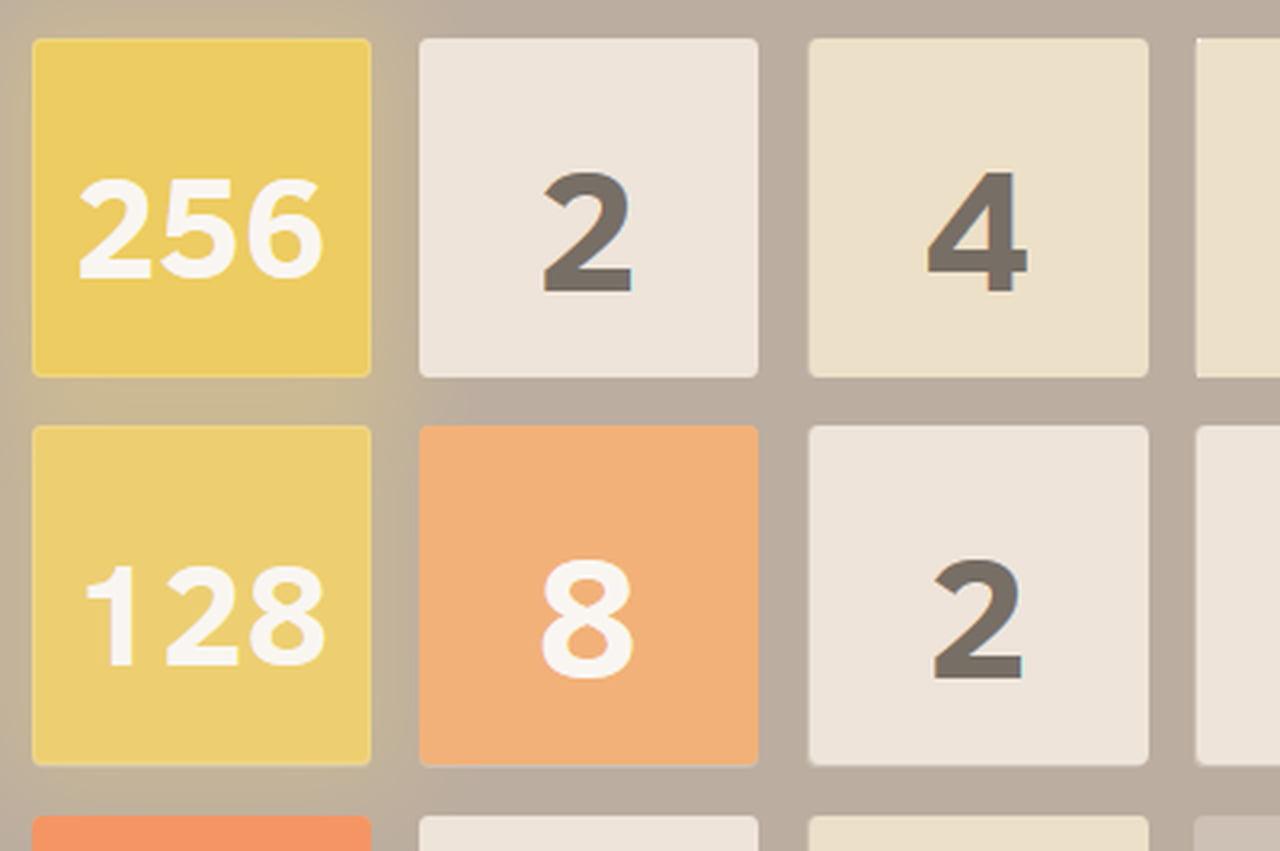 2048 : La Solution Pour Gagner (Presque) À Tous Les Coups à Jeux De Solution Gratuit