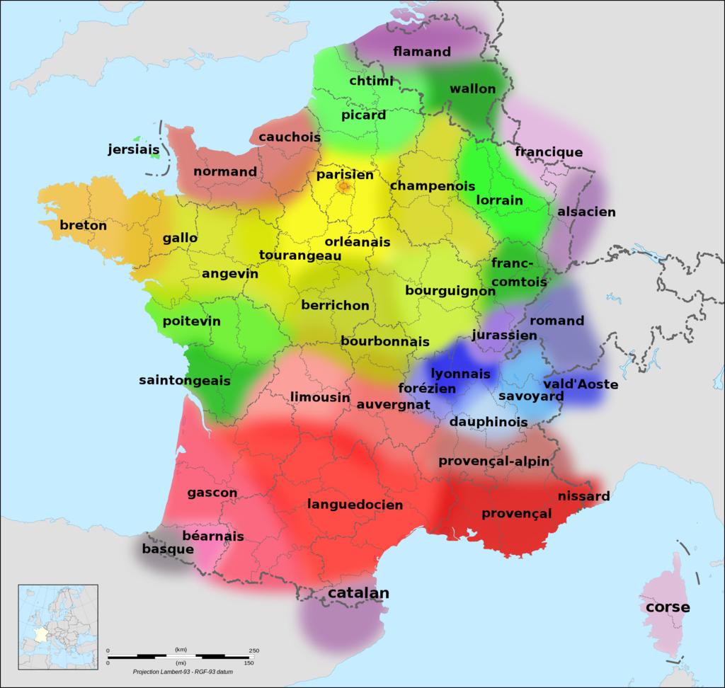 21 Cartes Qui Vont Vous Apprendre Des Trucs Sur La France encequiconcerne Apprendre Carte De France