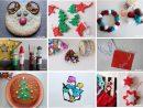 24 Activités Créatives De Noël Avec Les Enfants Diy - Lucky intérieur Activité Manuelle Noel 3 Ans
