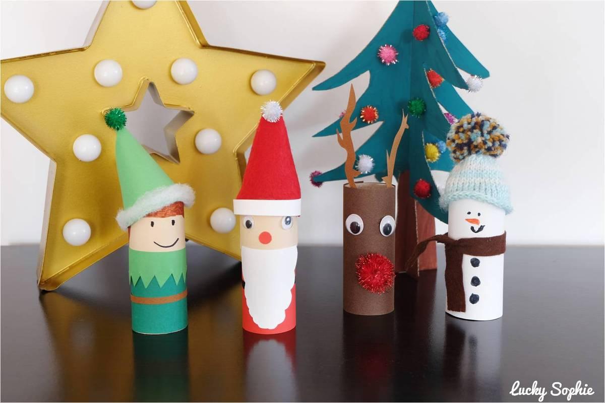 24 Activités Créatives De Noël Avec Les Enfants Diy - Lucky tout Activités Manuelles Enfants Noel