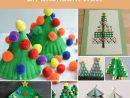 24 Activités Manuelles De Noël Autour Du Sapin | Décoration avec Activités Manuelles Enfants Noel