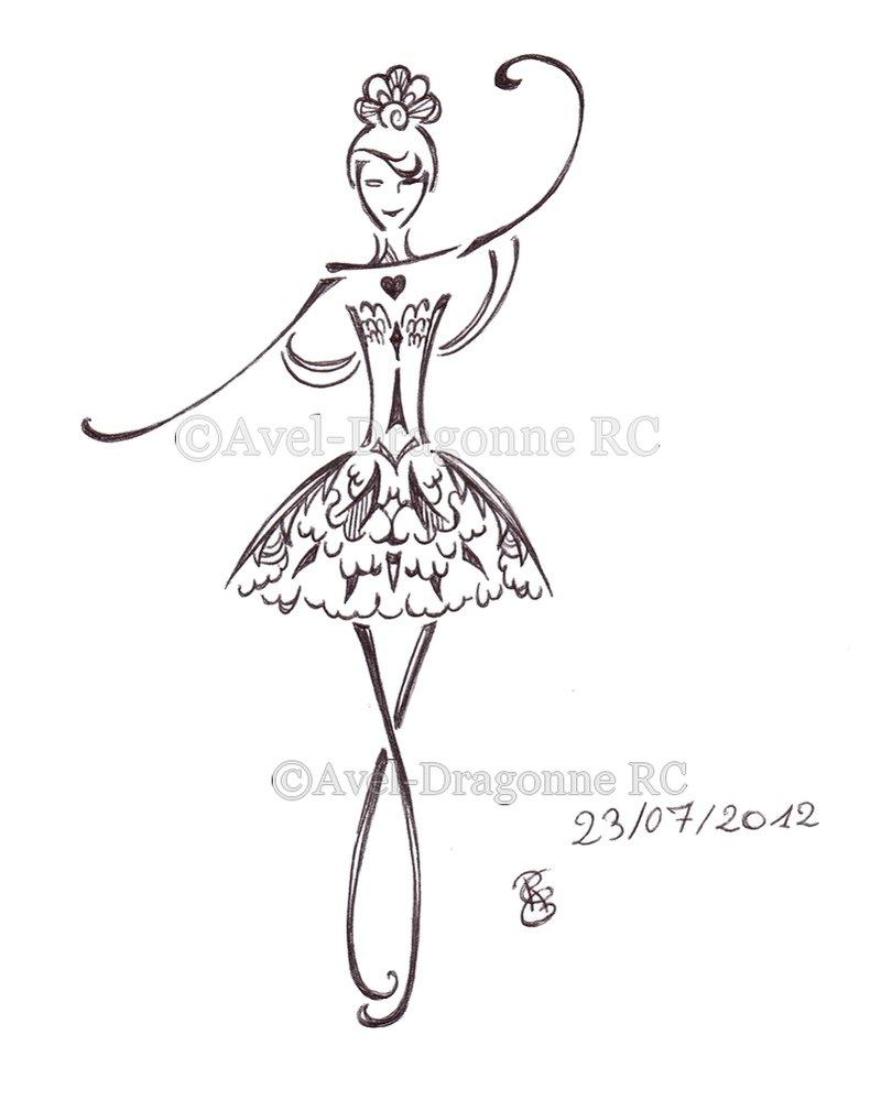 28 Dessins De Coloriage Danseuse À Imprimer avec Dessin De Danseuse A Imprimer