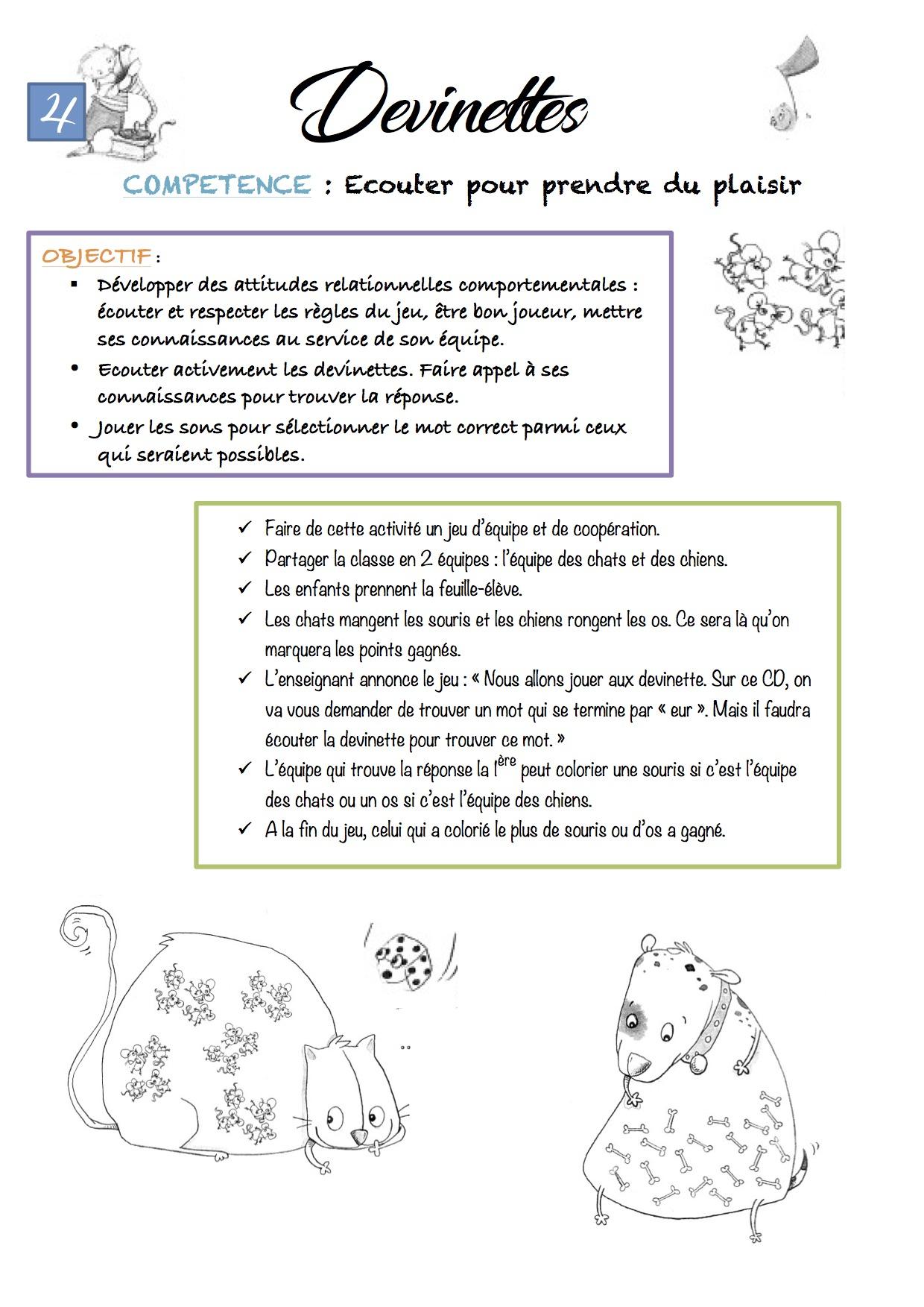 29 Jeux D'écoute 4 À 6 Ans Accès - La Classe De Luccia ! destiné Activité Musicale Maternelle