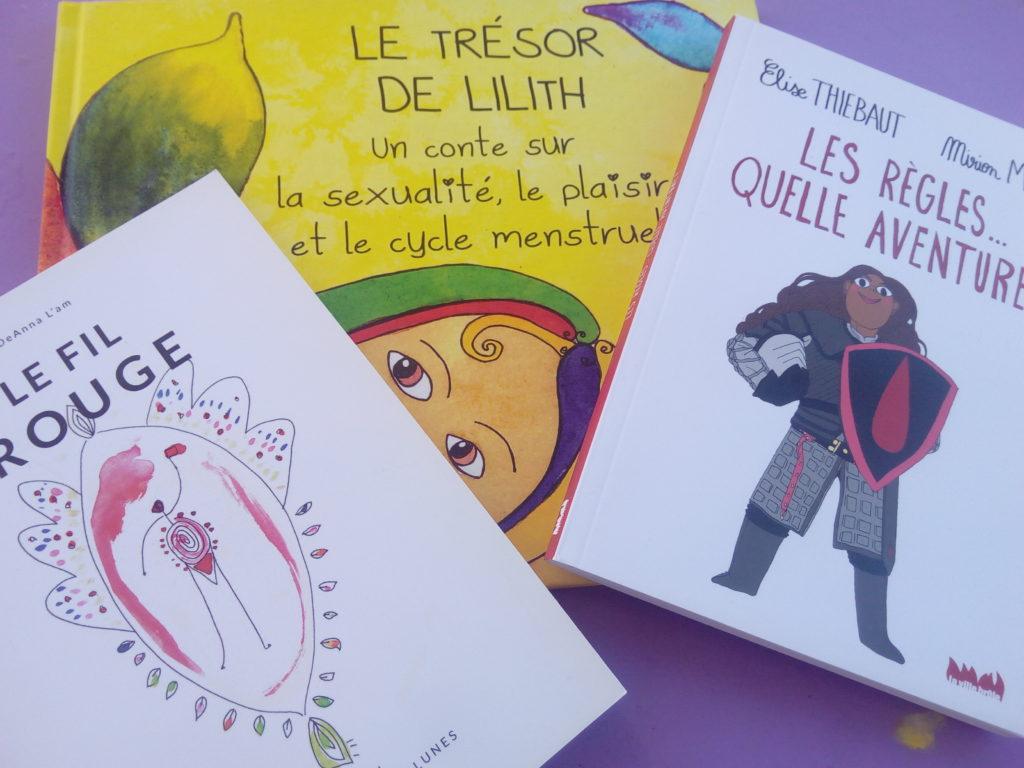 3 Livres Pour Aborder La Question Des Règles Avec Nos Filles à Jeux D Aventure Pour Les Filles