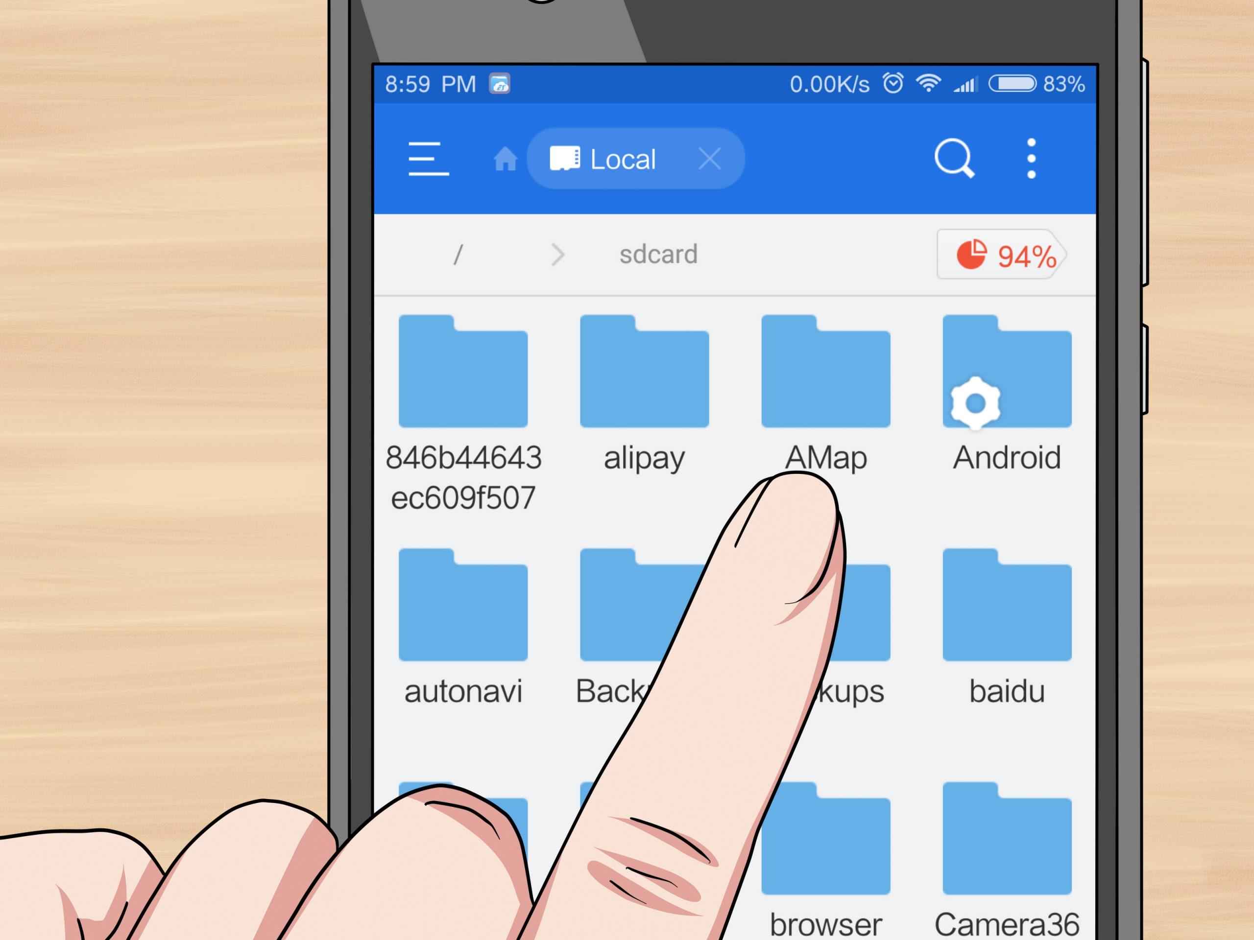 3 Manières De Déplacer Les Photos D'un Android Sur Une Carte Sd concernant Carte Memoire Tablette