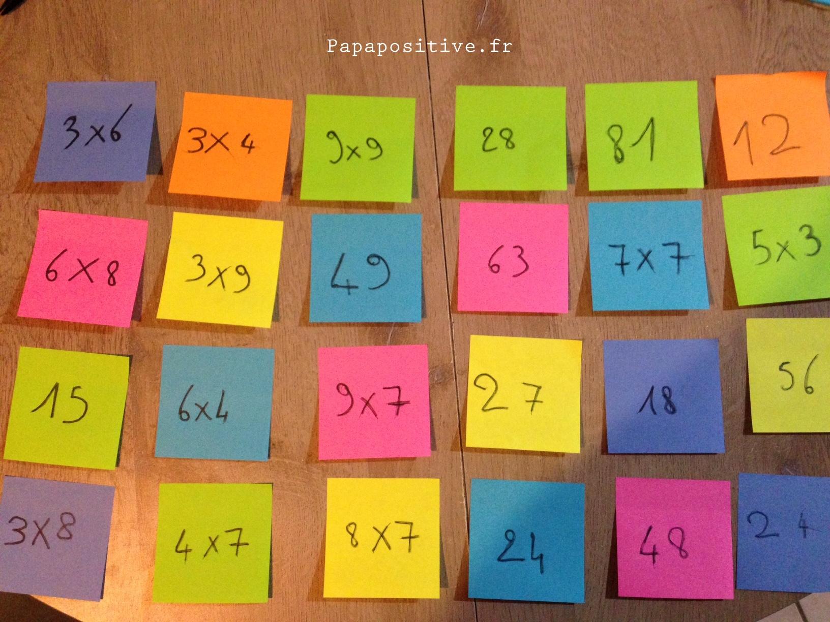 5 Techniques Efficaces Et Ludiques Pour Apprendre Ou Se dedans Apprendre La Table De Multiplication En Jouant