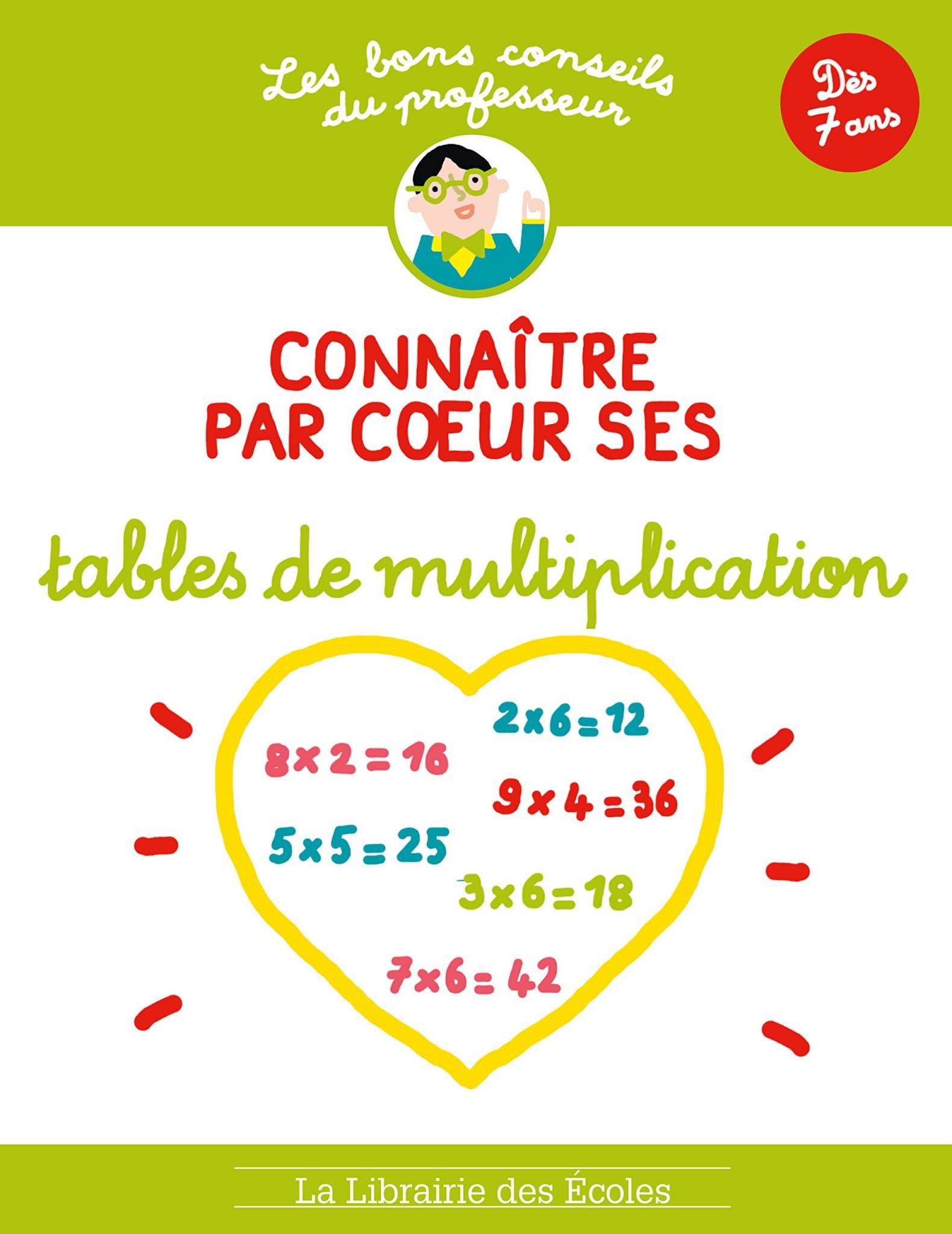 5 Techniques Efficaces Et Ludiques Pour Apprendre Ou Se intérieur Apprendre La Table De Multiplication En Jouant