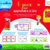 6 Jeux Pour Apprendre À Lire à Jeux Pour Apprendre À Lire 4 Ans