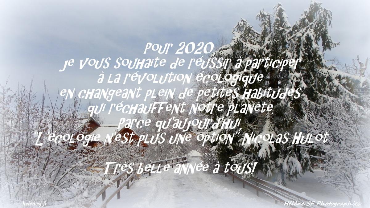 7 Cartes De Vœux De Bonne Année 2020 Avec Citations à Carte De Bonne Année Gratuite A Imprimer