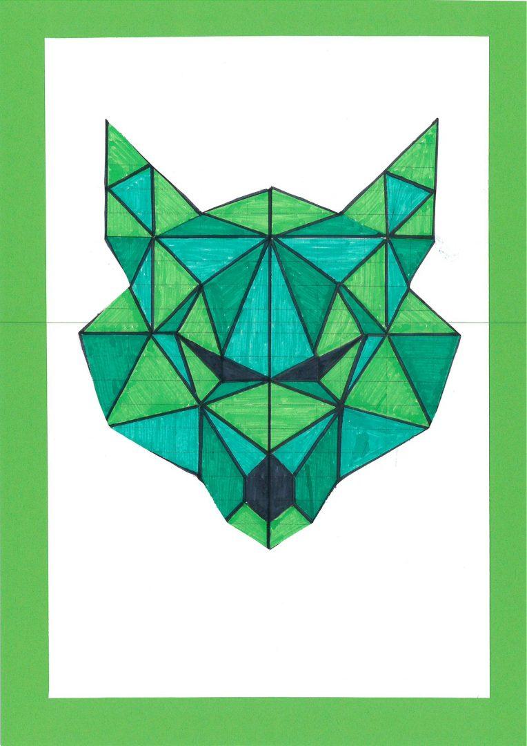 7 – Cm1 | Ecole Du Bié destiné Dessin Géométrique Ce2