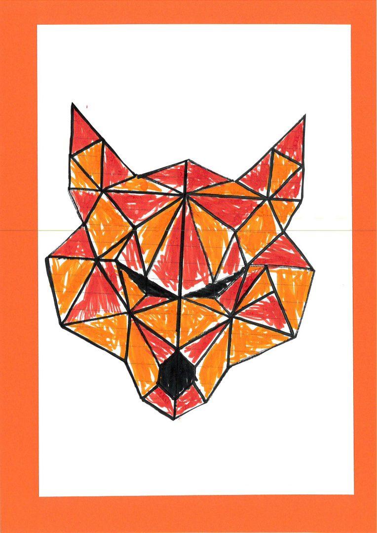 7 – Cm1 | Ecole Du Bié pour Dessin Géométrique Ce2