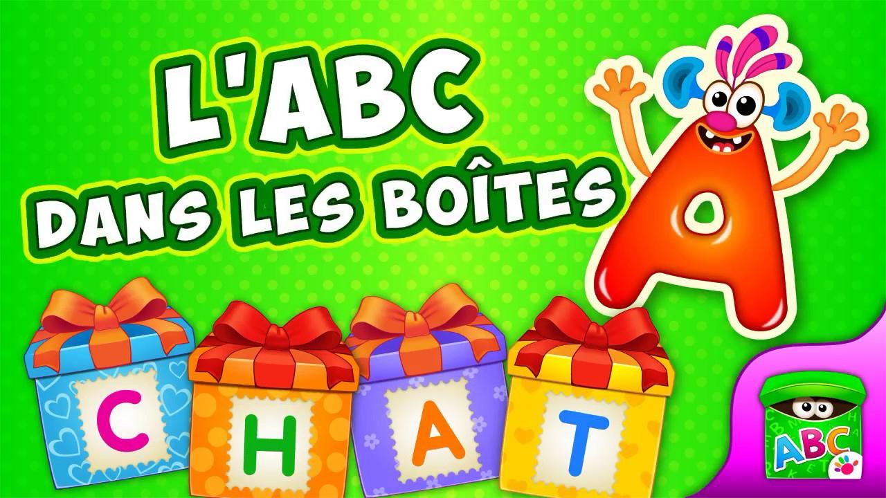Abc Dans Boîtes! Bebe Jeux Pour Enfants! Puzzles 2 (Fr Old) / Les Jeux En  Français encequiconcerne Puzzle Facile Gratuit