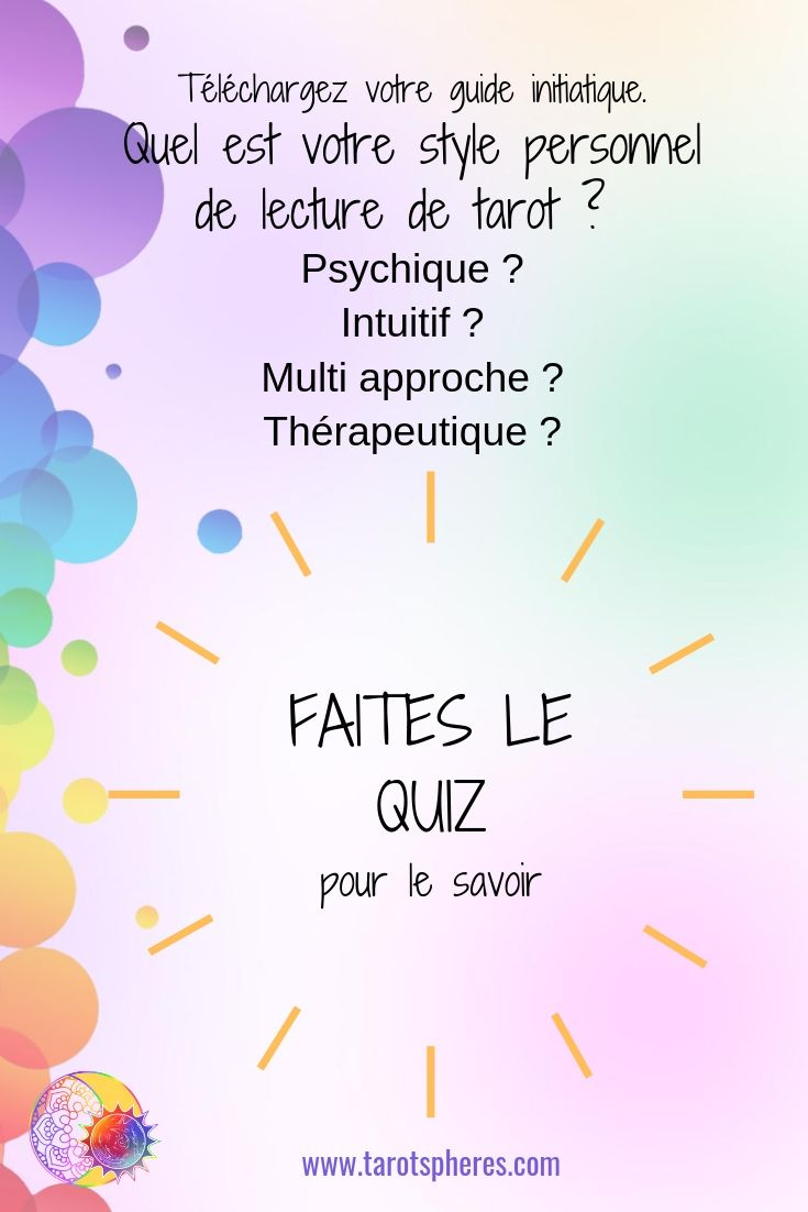 Accueil Quiz En 2020   Quiz, Tarot, Cartomancie dedans Quiz Des Ombres
