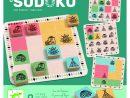 Acheter Crazy Sudoku - Jeux De Société - Djeco concernant Comment Jouer Sudoku