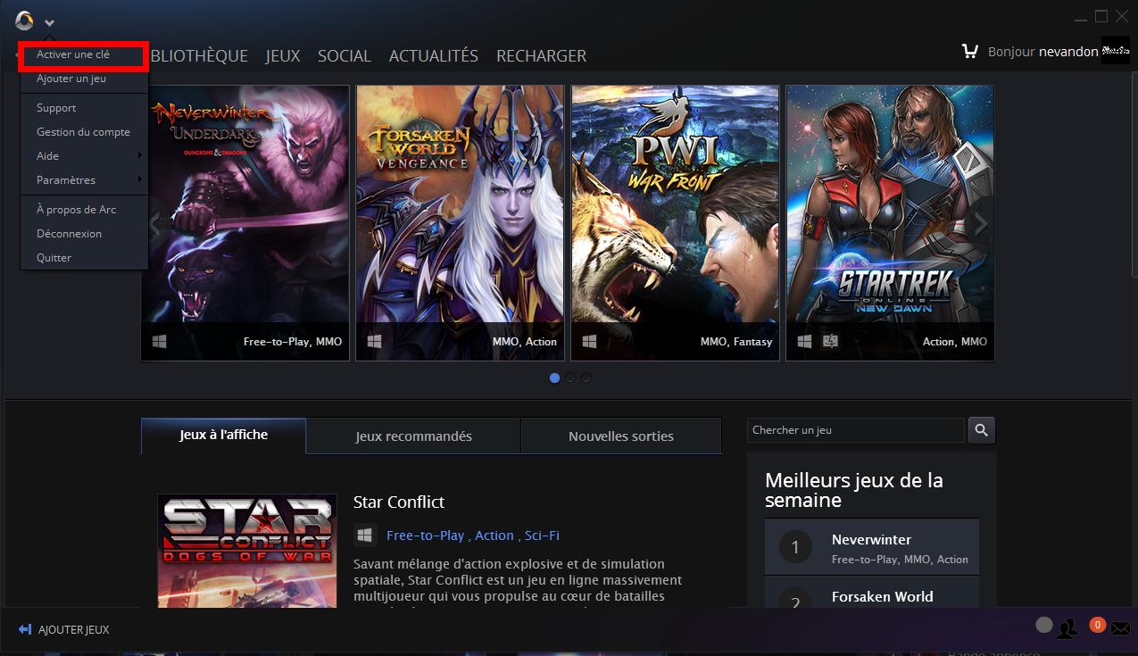 Activer Des Codes | Star Trek Online tout Mini Jeux Online