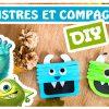 Activité Manuelle Monstre Et Cie - Disney | Monstre Et destiné Activité Manuelle Rapide Primaire