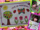 Activite Printemps avec Travaux Manuels Printemps Maternelle