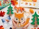 Activités Animaux De La Forêt / Ief, Coschooling, Maternelle tout Activité Manuelle Animaux