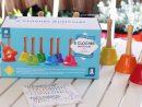 Activités D'éveil Montessori Avec Les Cloches Musicales encequiconcerne Activité Musicale Maternelle