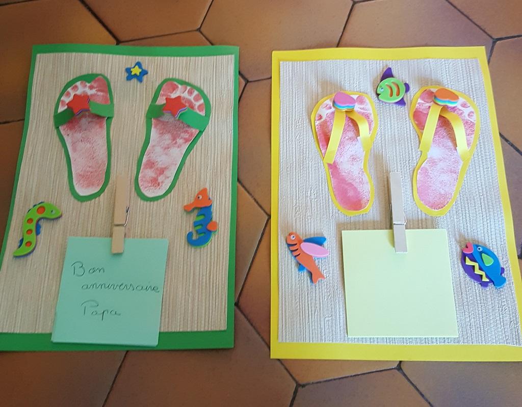 Activités Manuelles D'été - Assistante Maternelle Montesson tout Activité Manuelle En Maternelle