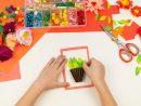 Activités Pour Enfant Pour Le Printemps ; Loisirs Creatifs serapportantà Activité Manuelle Animaux