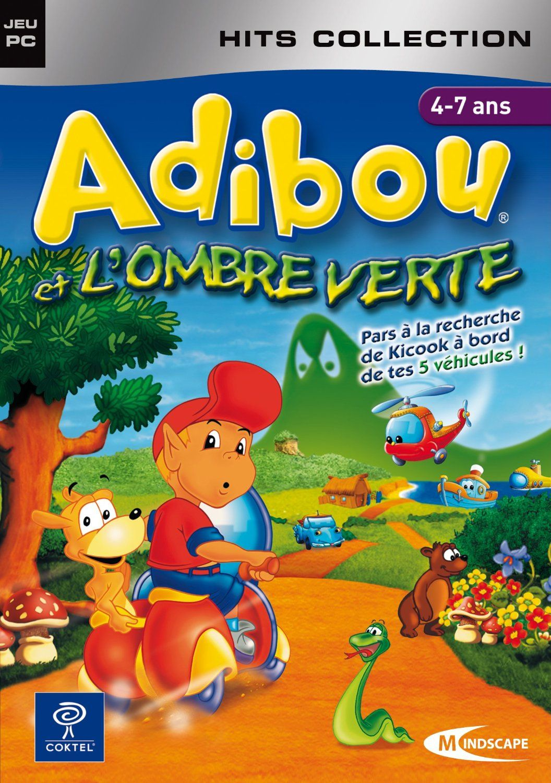 Adibou Et L'ombre Verte: Amazon.fr: Jeux Vidéo | Frosted à Telecharger Adibou Gratuitement