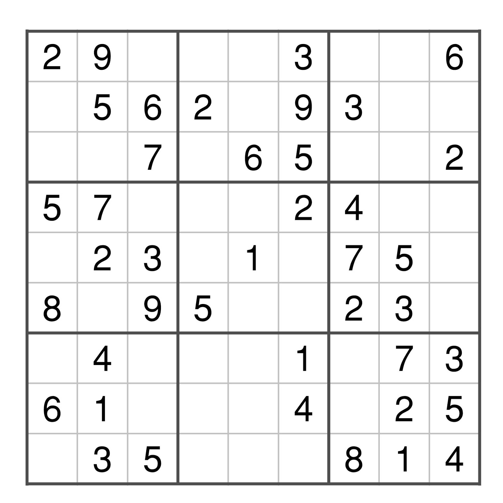 Ad@jmedia (Apei-Jeux): Sudoku Facile N°4 pour Jeux Sudoku À Imprimer