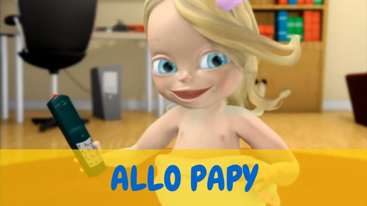 Allo Papy - Court-Métrage (2006) - Senscritique avec Jeux De Bébé Lilly