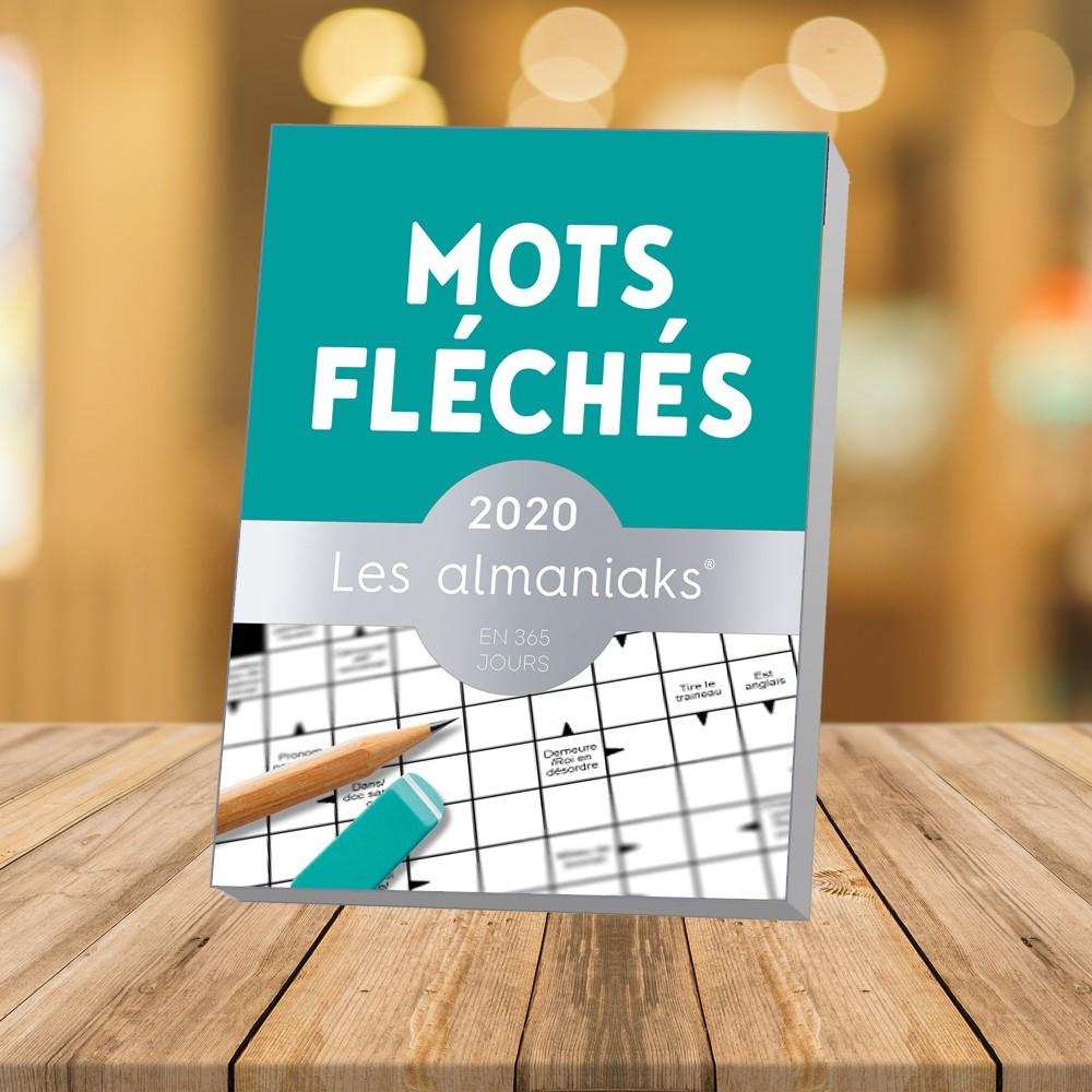 Almaniak Mots Fléchés 2020 tout Jeux De Mot Fléché