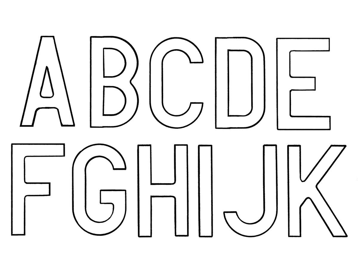 Alphabet Lettres Majuscules - École Maternelle Gellow pour Alphabet À Colorier Maternelle