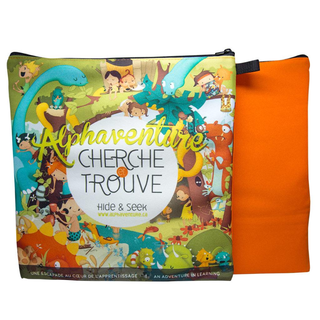 Alphaventure - Pochette Préhistoire (Français) avec Jeux De Préhistoire