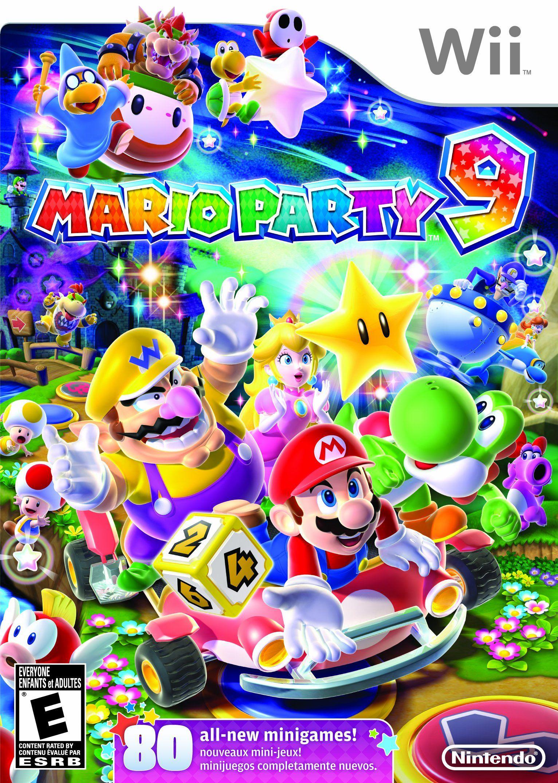 Amazon: Mario Party 9: Video Games | Mario Party 9 encequiconcerne Mini Jeux Online