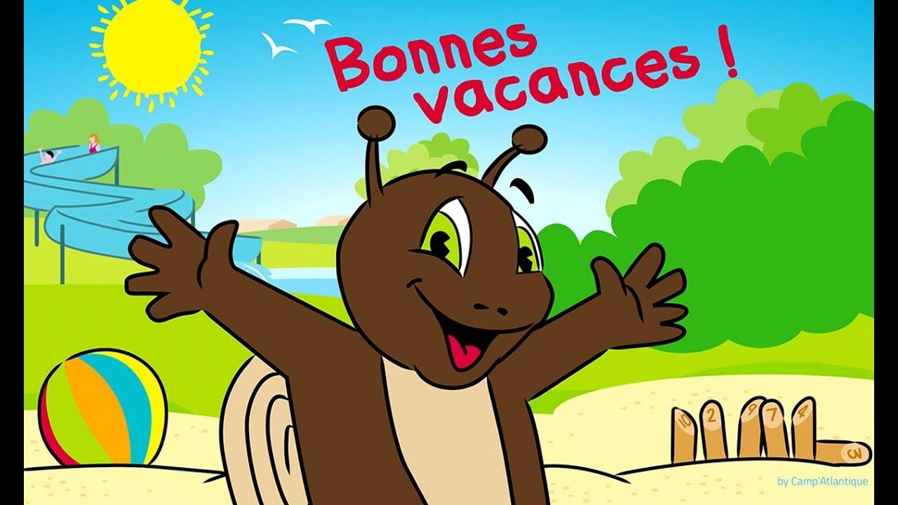 Amigo Vous Souhaite De Bonnes Vacances ! concernant Images Bonnes Vacances Gratuites
