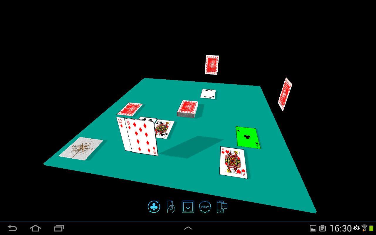 Android Için Cartes À Jouer 3D (Jeux Gratuit Sans Publicité concernant تثعء لقضفعهف