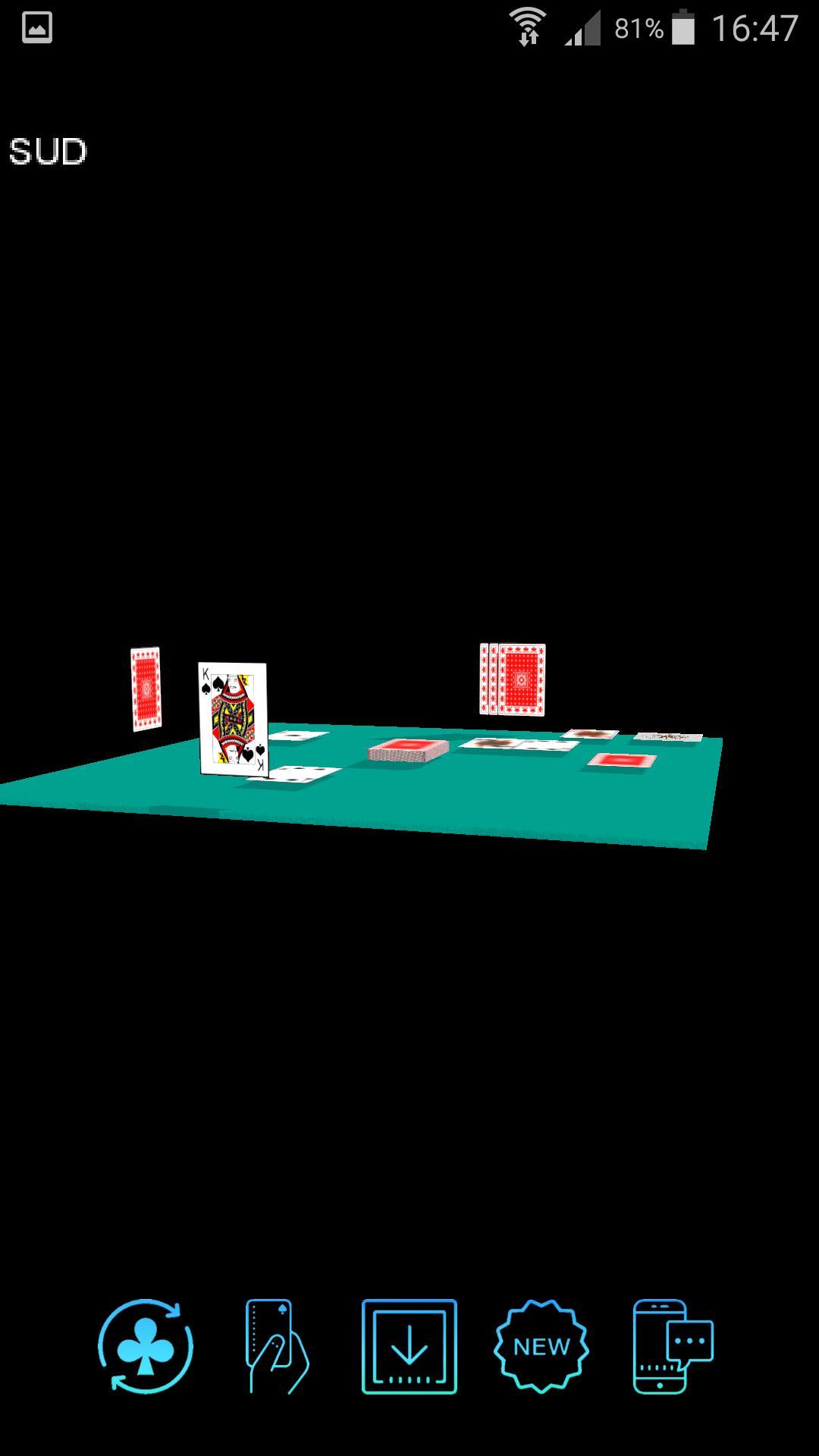 Android Için Cartes À Jouer 3D (Jeux Gratuit Sans Publicité destiné تثعء لقضفعهف