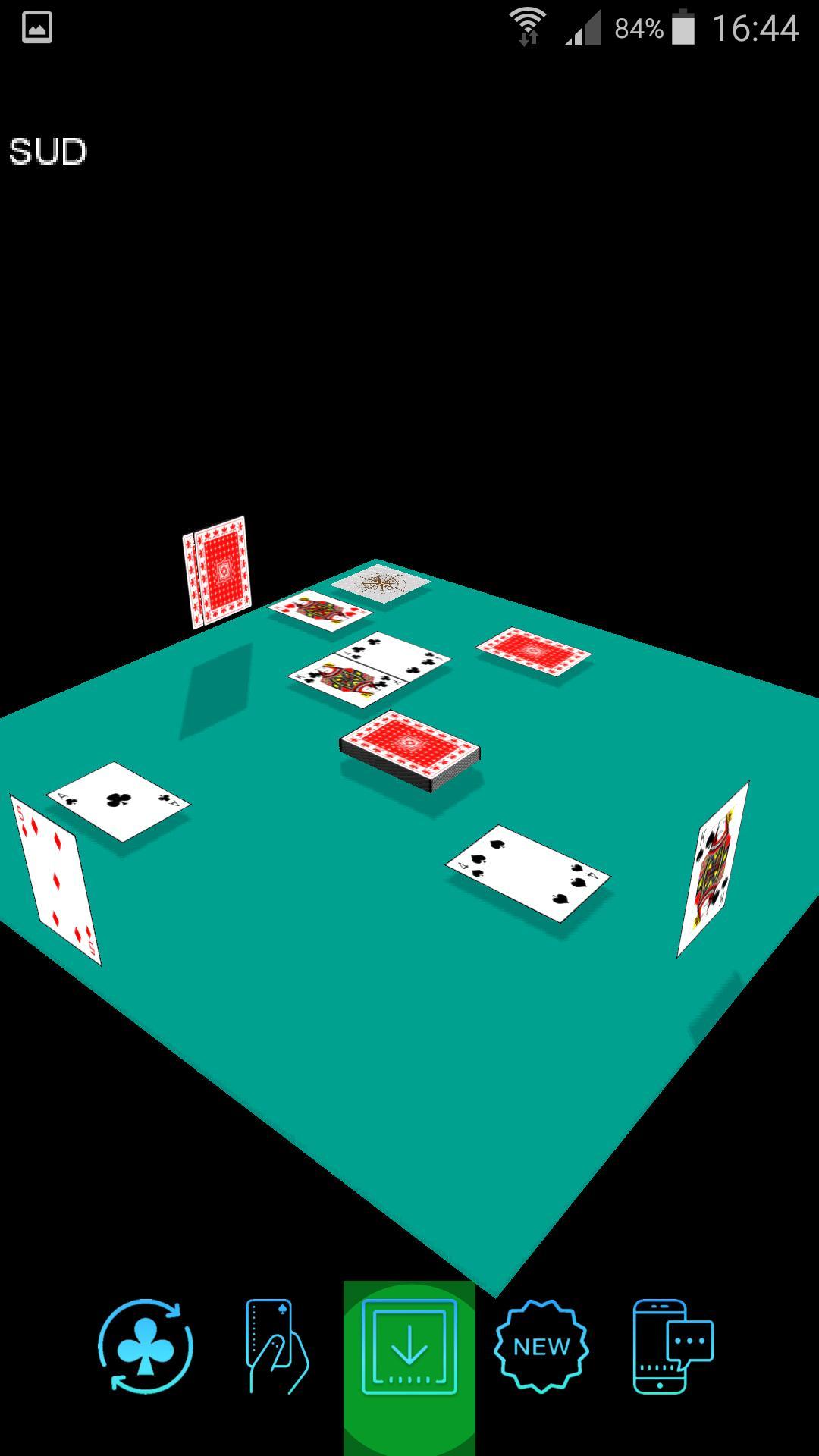 Android Için Cartes À Jouer 3D (Jeux Gratuit Sans Publicité pour تثعء لقضفعهف