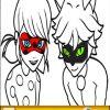 Android Için Coloriage Ladybug Chat Noir Dessins - Apk'yı İndir intérieur Coloriage De Chat En Ligne