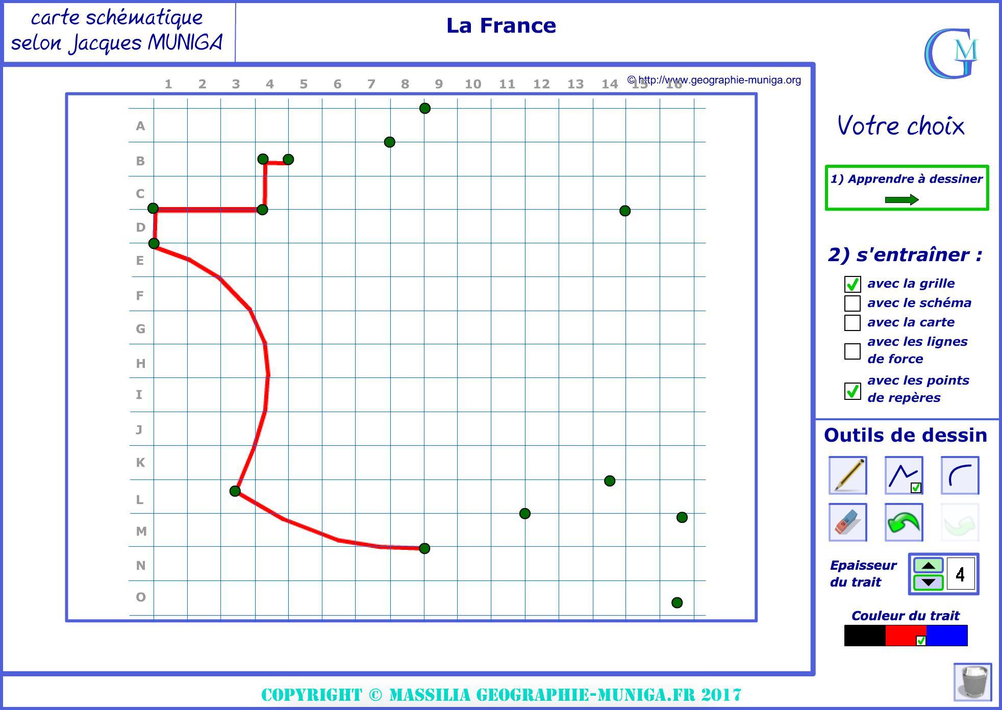 Android Için Je Dessine La France - Apk'yı İndir avec Dessin De Carte De France
