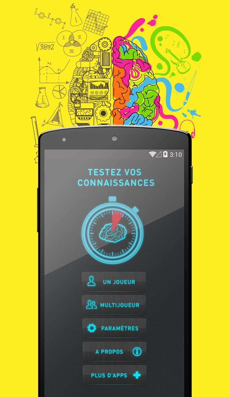 Android Için Quizz En Français - Apk'yı İndir avec Quiz Logique Gratuit
