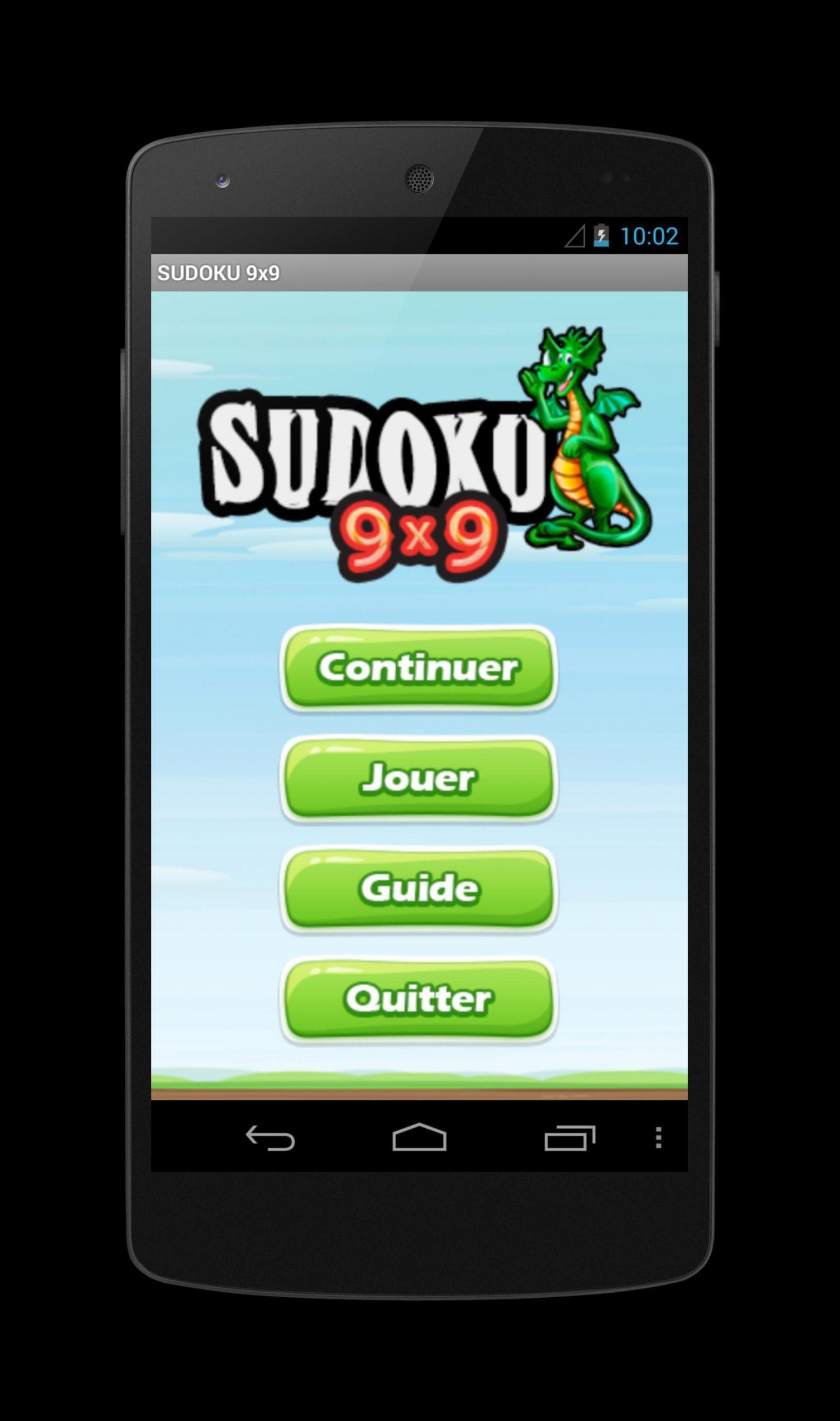 Android Için Sudoku 9X9 - Apk'yı İndir tout Sudoku Facile Avec Solution