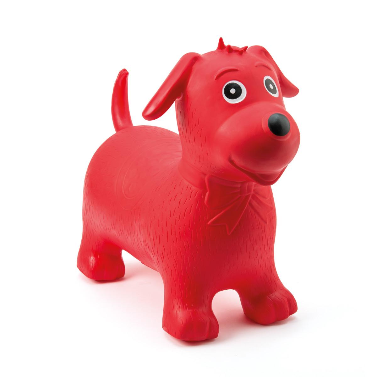 Animal Sauteur Chien pour Jeux De Bébé Animaux Gratuit