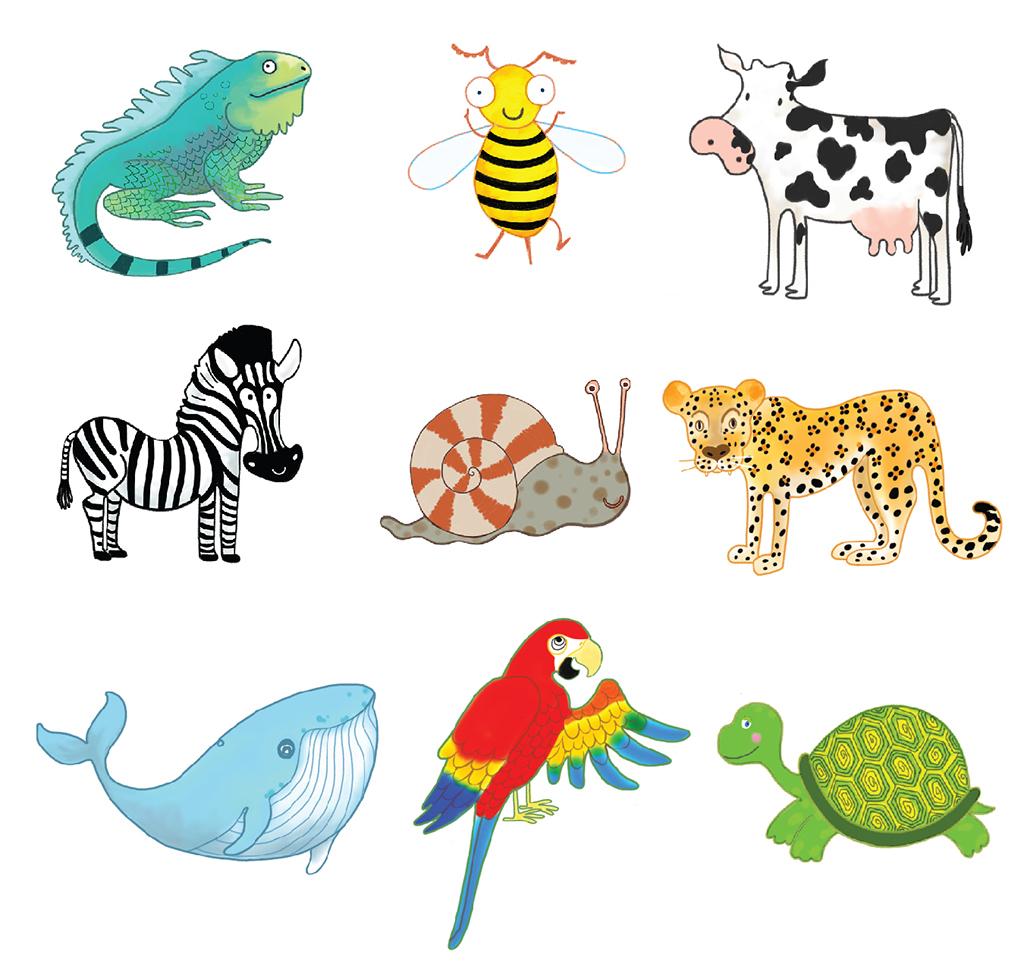 Animaux Pour Jeu D'enfant | Aragones Jimena tout Jeux Enfant Animaux